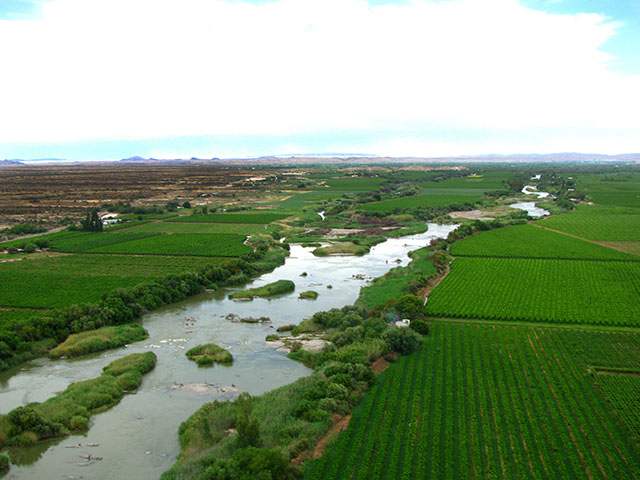 What to Do & See | The Mighty Orange River Upington